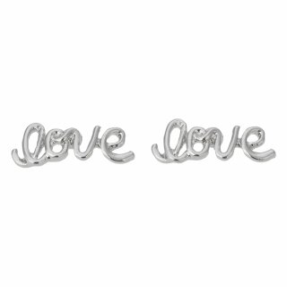 Clayre & Eef -Ohrringe LOVE