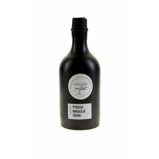 UNPERFEKT PERFEKT - Pfirsich - Maracuja Crema 500ml (Essigzubereitung)