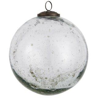 IB Laursen ApS - Weihnachtskugel Glas klar