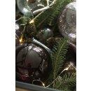IB Laursen ApS - Weihnachtskugel pebbled Glas rhododendron