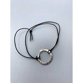 UNPERFEKT PERFEKT - Armband aus Silber gestempelt