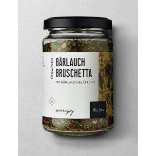 Wajos - Bärlauch Bruschetta 60g (Gewürzmischung)