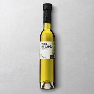 Wajos - Zitrone auf Olivenöl (100ml)
