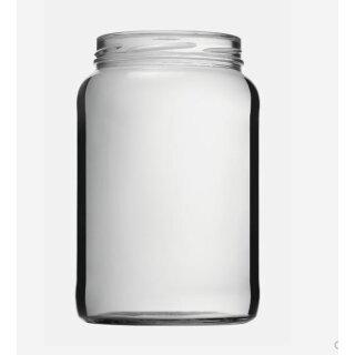 UNPERFEKT PERFEKT - Schraubglas 1700ml mit Deckel