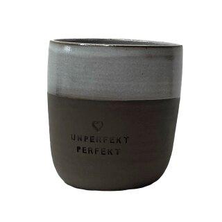 UNPERFEKT PERFEKT - Becher - UNPERFEKT PERFEKT - Handgemacht in Rosenheim - Steingut