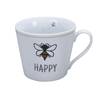 "Krasilnikoff - Tasse ""Be Happy"""