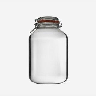 UNPERFEKT PERFEKT - Vorratsglas 4880 ml