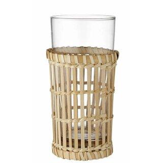 Biorausch - Ladelle Rattan Longdrik Glas