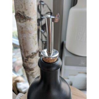 UNPERFEKT PERFEKT - Flaschenausgießer Kork für Öle, Essig, Wein