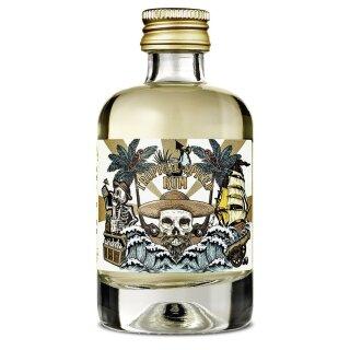 WAJOS - Tropical Spiced Rum 37,8%vol 40ml