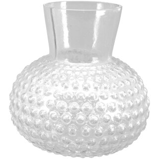 """Biorausch - Vase """"Verrerie"""" Glas, klein"""