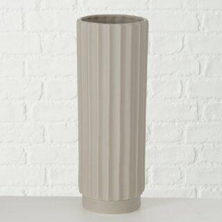 Biorausch - Vase Vianello 31 cm Braun handmade