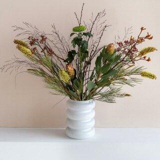 """Urban Nature Culture - Vase """"Flower"""" Bubble 25cm"""